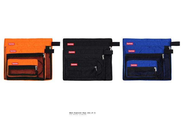 Supreme Ss15 Baggage Collection 4