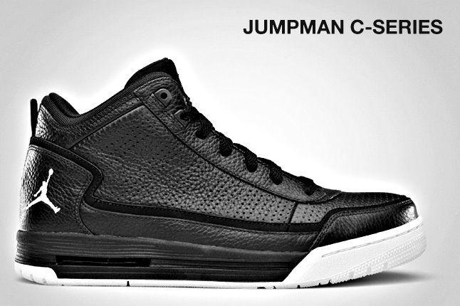 Jumpman C Series Black 1