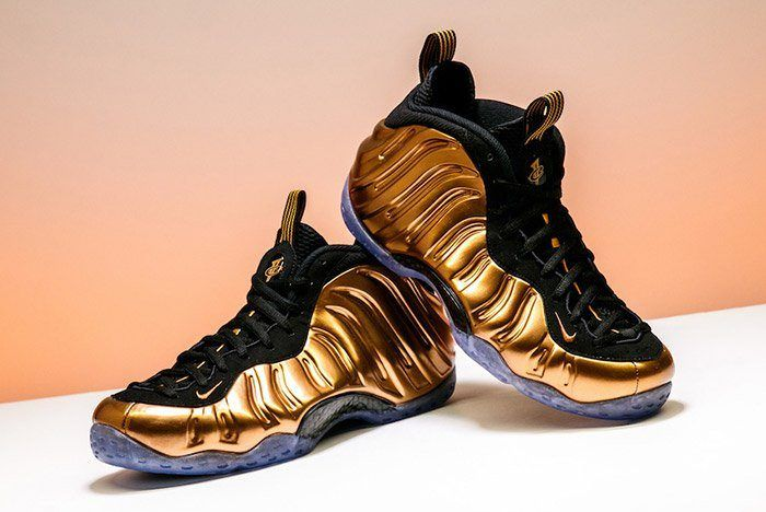 Nike Air Foamposite One Copper Copper 2