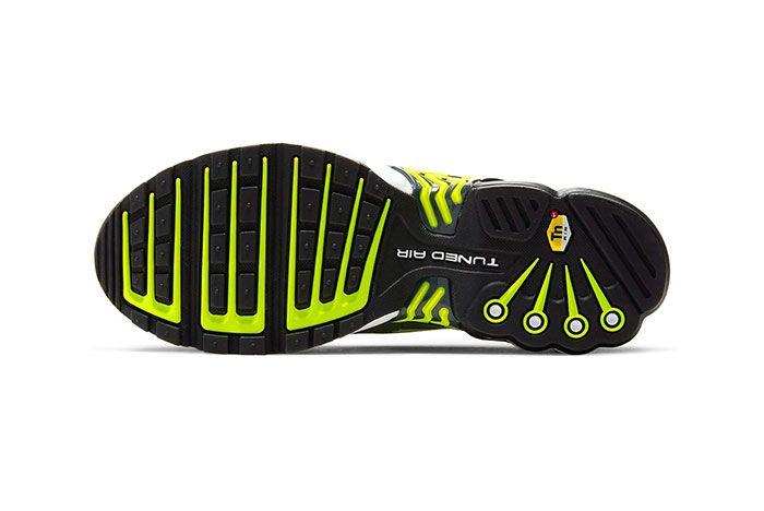 Nike Air Max Plus 3 Lemon Venom Sole
