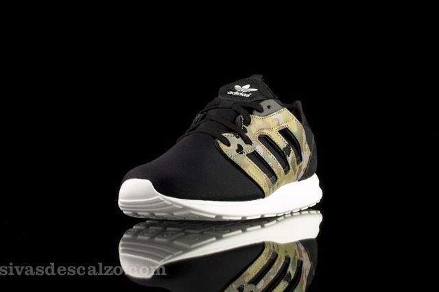 Adidas Zx 500 2 0 W Camo 4