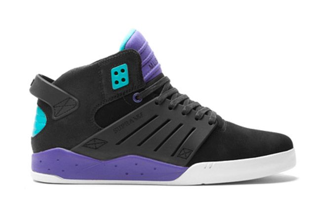 Supra Skytop Iii Black Purple Profile 1