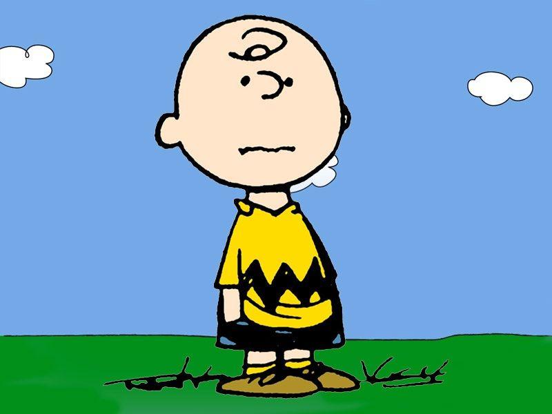 Charlie Brown Credit Charles M Schulz