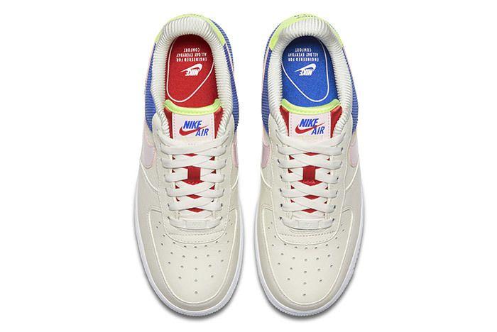 Nike Colour Pack Air Force 2 3