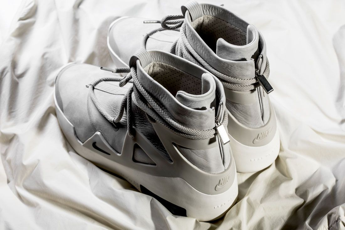 A Closer Look At The Nike Air Fear Of God With Jerry Lorenzo 19