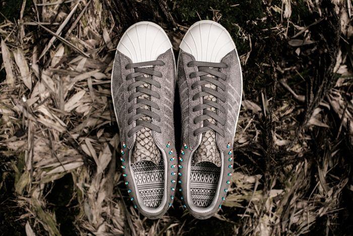 Invincible Adidas Consortium Superstar 80V 2