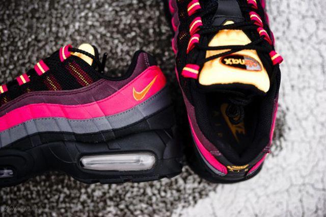 Nike Air Max 95 Tuscan Rust 5