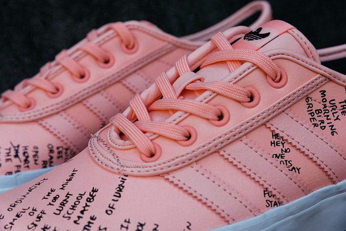 Gonz Adidas Adi Ease Coral 7