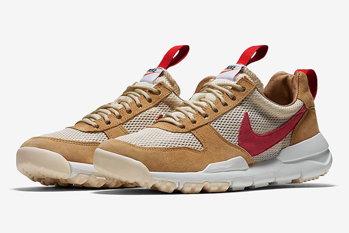 Tom Sachs Nike Mars Yard 2020 Release Three Quarter Side Shot