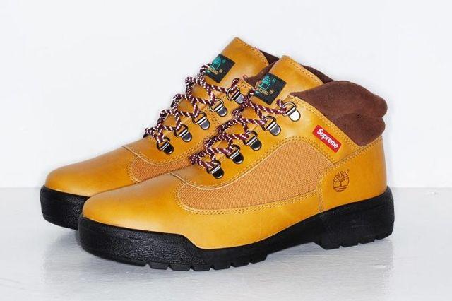 Supreme Timberland 2014 Winter Field Boot 1