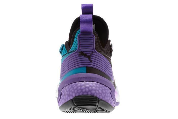 Puma Uproar Charlotte Purple Heel