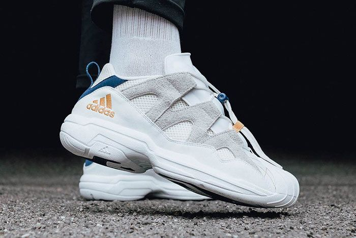 Adidas Consortium Ss2G Blue White Bc0698 6 Sneaker Freaker