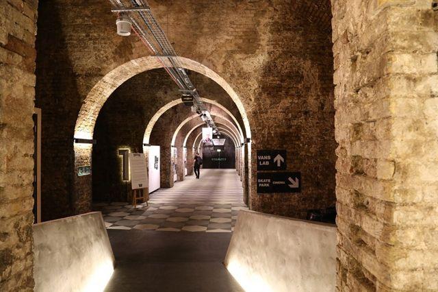 Look Inside The House Of Vans London 8
