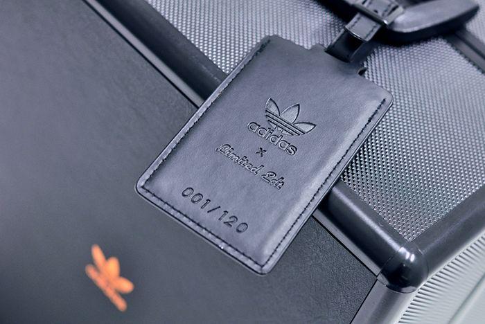 Limited Edt X Adidas Consortium Superstar 80 V Zx Flux9