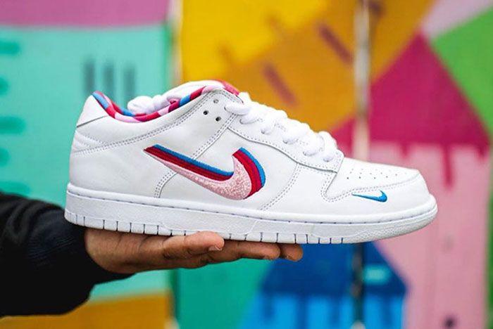 Parra Nike Sb Dunk Low Release Date
