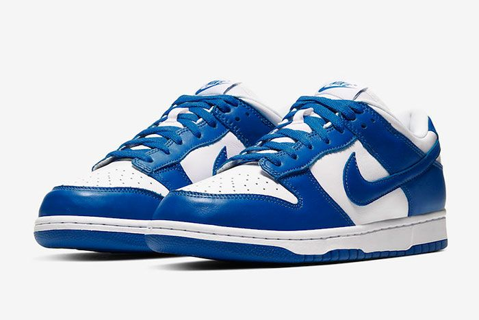 Nike Dunk Low Kentucky Cu1726 100 Release Date 4 Official