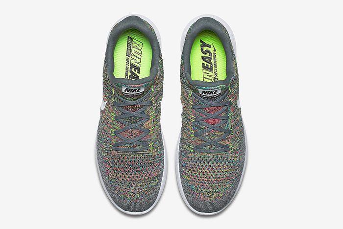 Nike Lunarepic Low Flyknit 2 Multicolour 3