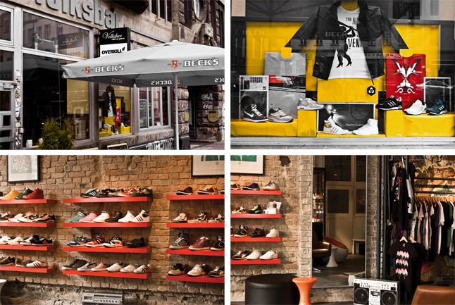New Overkill Store Berlin 1