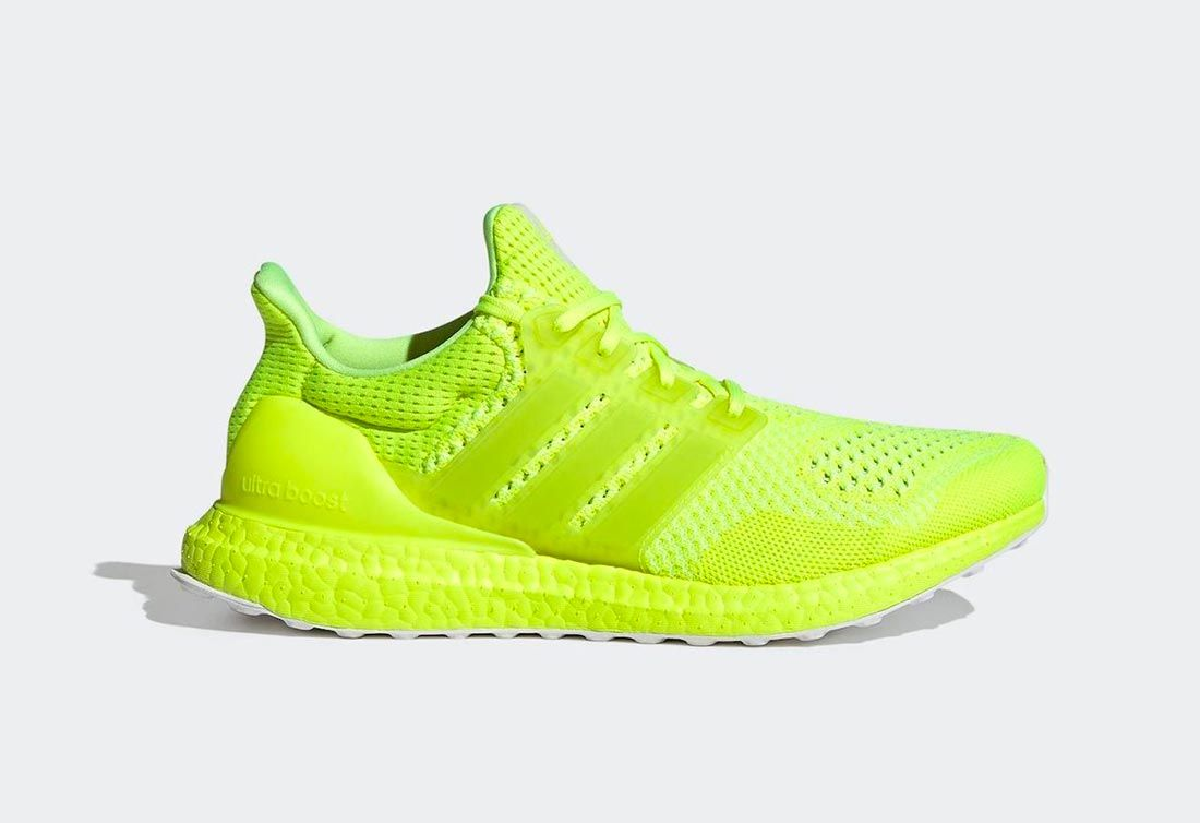 adidas UltraBOOST 1.0 DNA 'Solar Yellow'