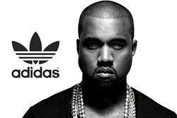 Kanye Adidas