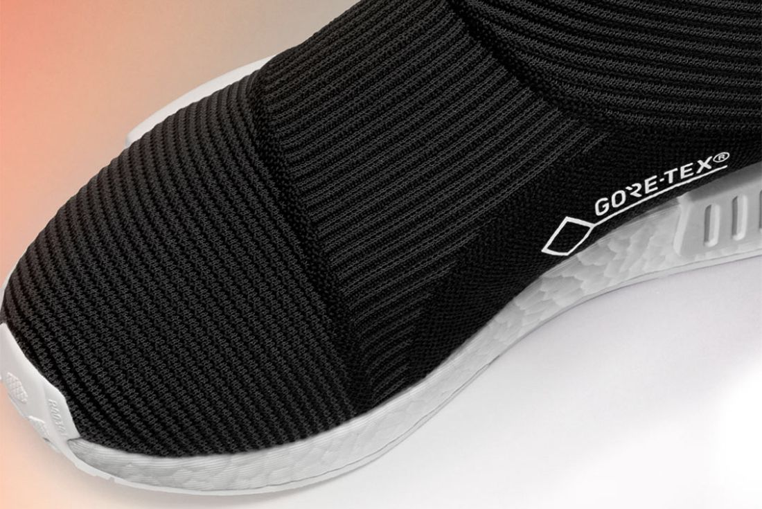 Adidas Nmd City Sock Gore Tex Release 1