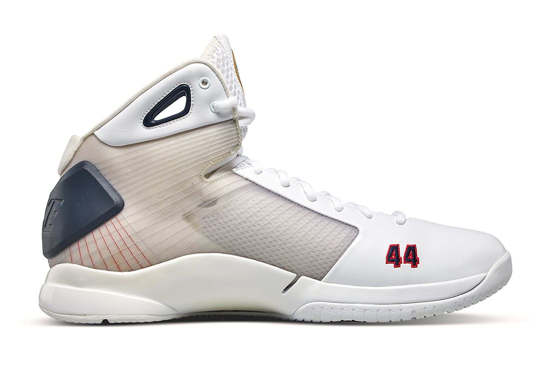 Sotheby's Barack Obama's Player Exclusive Nike Hyperdunk