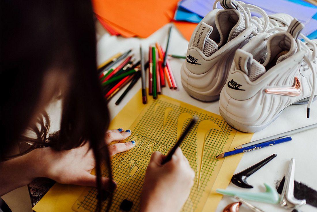 Nike Air Foamposite Pro All Star Interchangeable Swoosh Sneaker Freaker 15