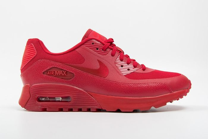 Nike Am90 Ultra Gym Red Uni Red Foot District Bump 4