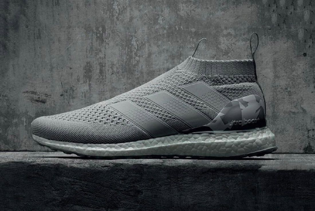 Adidas Ace 16 Pure Control Ultra Boost Grey Camo 1
