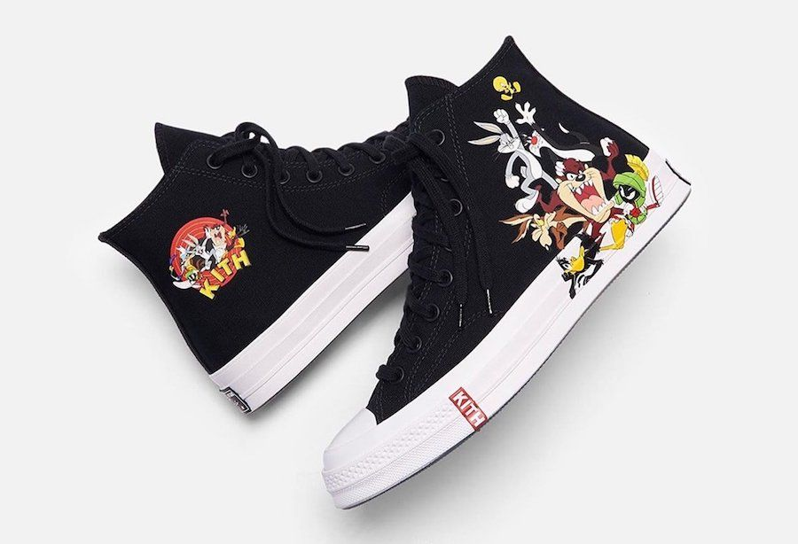 Kith Looney Tunes Chuck 70 Top