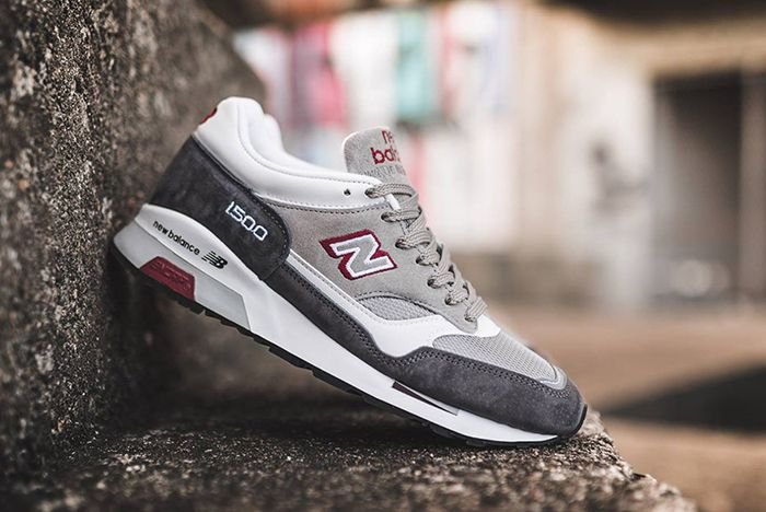 New Balance 1500 Whitered 1