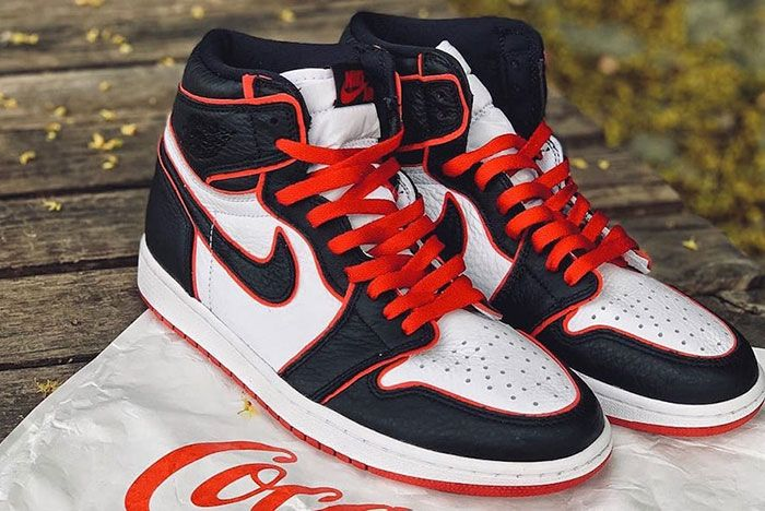 Air Jordan 1 Who Said Man Was Not Meant To Fly 555088 062 Release Date Pair