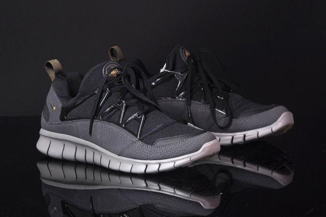 Nike Free Hua Light Scwarz Grau Hero Outer 1