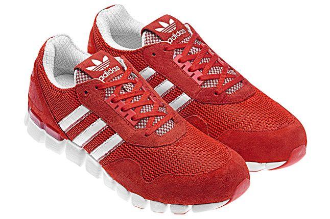 Adidas Mega Torsion Flex Easy Run Red 01 1