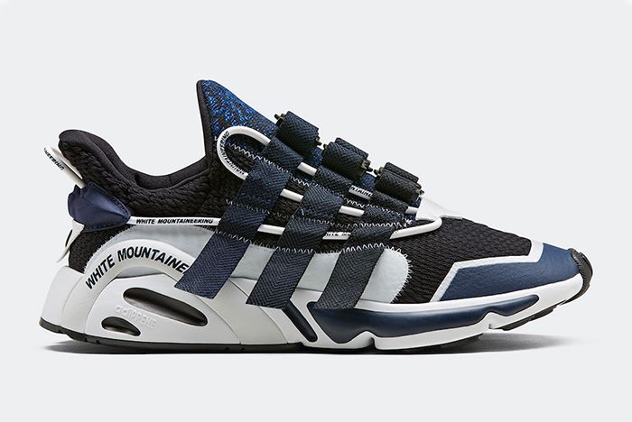 White Mountaineering Adidas Lxcon Black Navy Right