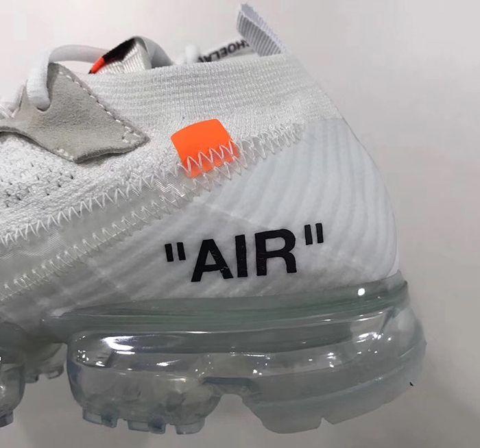 Off White Nike Air Vapormax White Aa3831 100 Sneaker Freaker 8