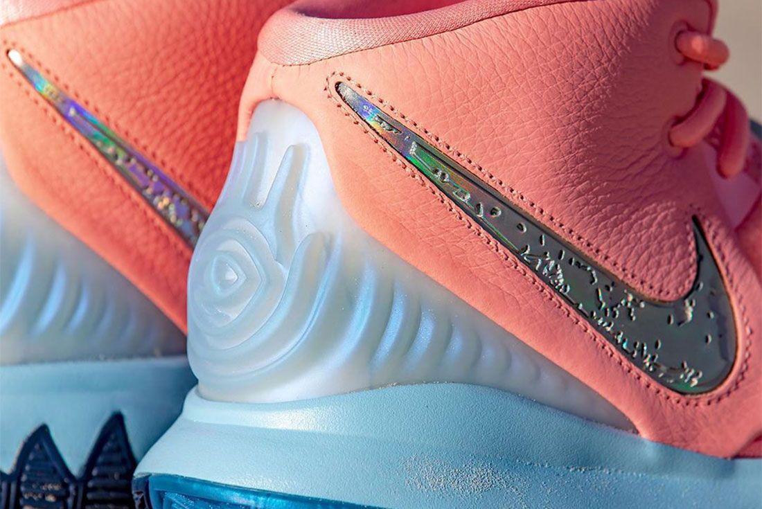 Nike Kyrie 6 Khepri Heel