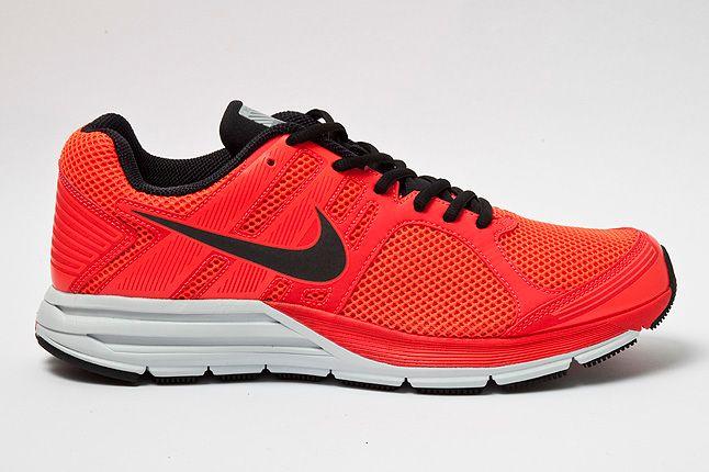 Nike Structure16 Shield Bright Crimson Profile 1