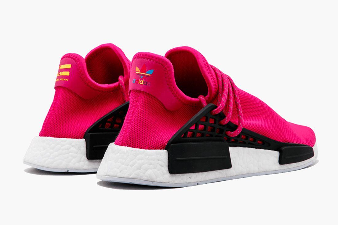 Pharrell X Adidas Stock Exchange Auction 4