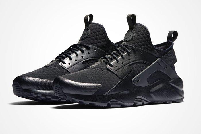 Nike Air Huarache Blackreflective Feature
