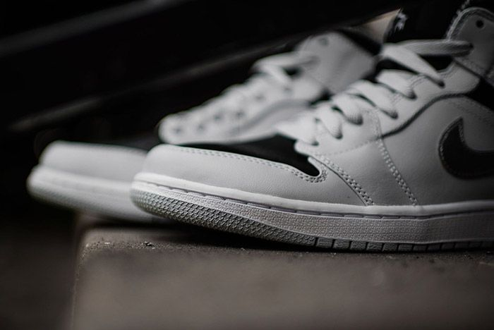 Air Jordan 1 Pure Platinum 6