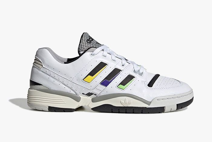 Adidas Torsion Comp White Black Solar Yellow Ee7376 Lateral