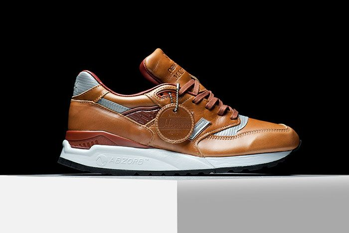 New Balance Horween Leather Pack 1