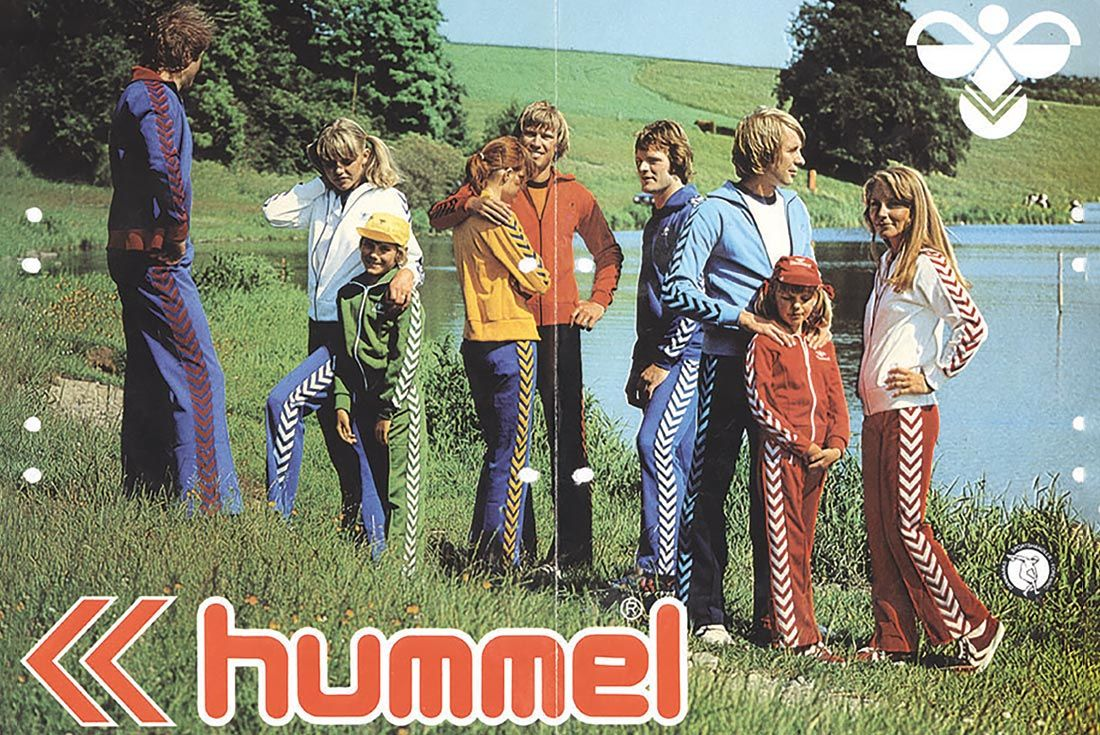 hummel round logo
