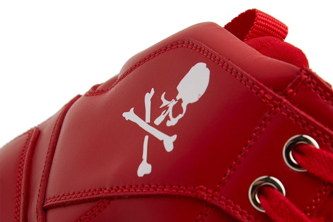 Search Ndesign X Mastermind Ghost Sox Sneaker Freaker Red 3