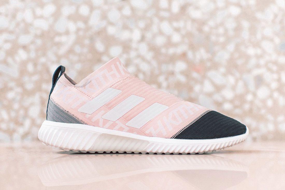 Adidas Kith Nemeziz Pink Flamingo 3