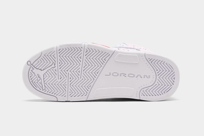 Air Jordan 5 Gs Easter Outsole