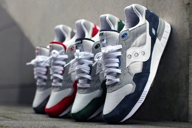 Saucony Shadow 5000 Pack