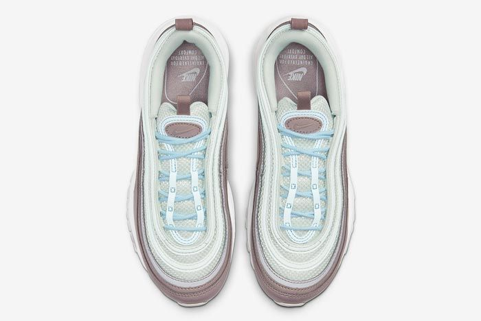 Nike Air Max 97 Spruce Aura Celestine Blue Top