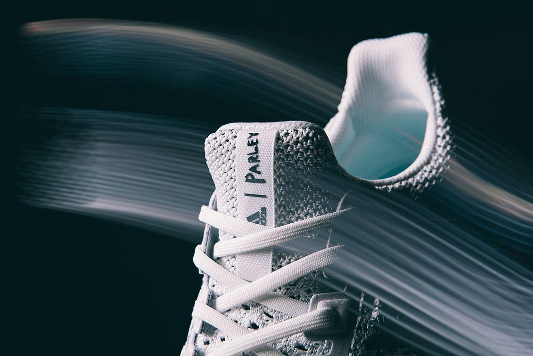 Parley X Adidas Ultraboost 4